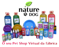 Nature Dog® O Pet Shop Virtual  Natural