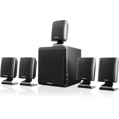 Home Theater Caixa Som 5.1 Tv Pc 60w Rms Sp088 - Multilaser