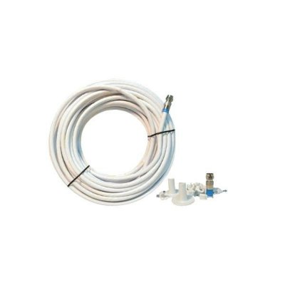 Kit Cabo Coaxial 20m Série 6 Oi Tv - Elsys