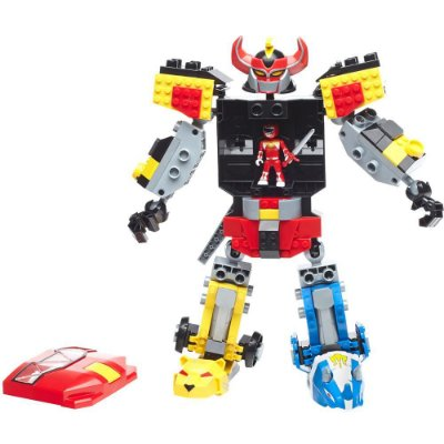 Power Rangers Megazord Imaginext Fisher Price DPK78 Mattel
