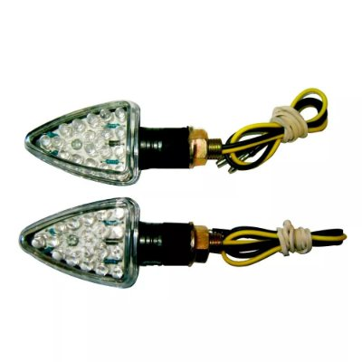Mini Pisca Led Raptor Universal Seta MT201 - Multilaser