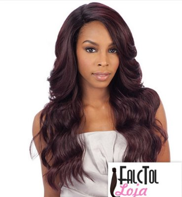 Deep Invisible L Part Lace Front Wig - DANITY - ENCOMENDA