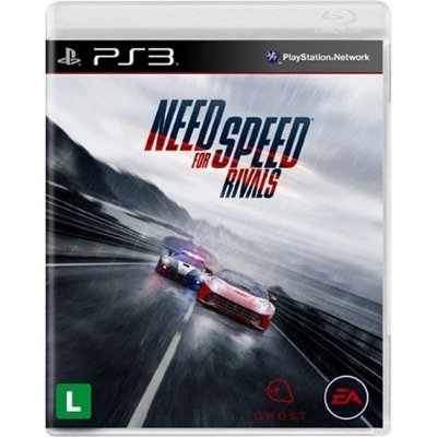 Need for Speed Rivals - PS3 Mídia Física Usado