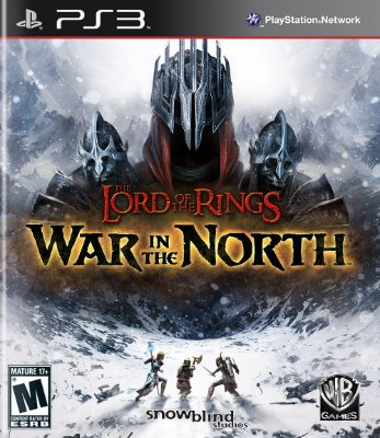 Lords Of The Rings War In The North - PS3 Mídia Física Usado
