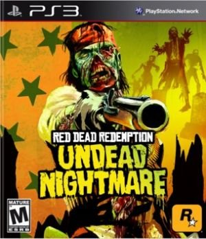 Red Dead Redemption Undead Nightmare - PS3 Mídia Física Usado