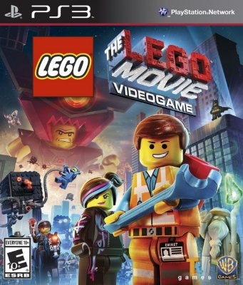 The Lego Movie Videogame PS3 - Mídia Física - Usado