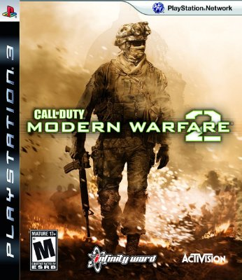 Call of Duty Modern Warfare 2 - PS3 Mídia Física Usado