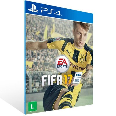 Fifa 17 - Ps4 Psn Mídia Digital