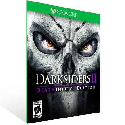 Darksiders 2 Deathinitive Edition - Xbox One Live Midia Digital