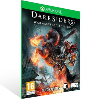 Darksiders Warmastered Edition - Xbox One Live Midia Digital