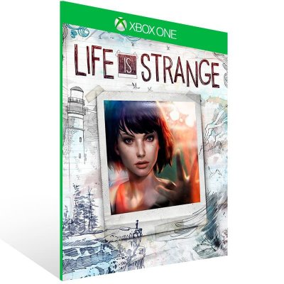 Life Is Strange Complete Season - Xbox One Live Mídia Digital