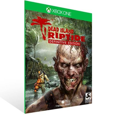 Dead Island: Riptide Definitive Edition - Xbox One Live Mídia Digital