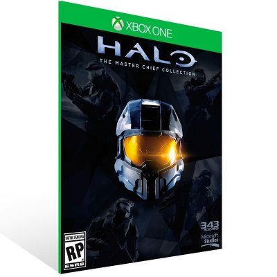 Halo: The Master Chief Collection Digital - Xbox One Live Mídia Digital