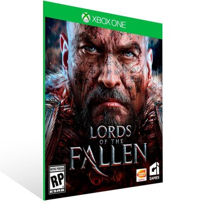 Lords Of The Fallen - Xbox One Live Mídia Digital