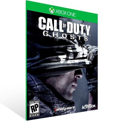 Call Of Duty Ghosts - Xbox One Live Midia Digital