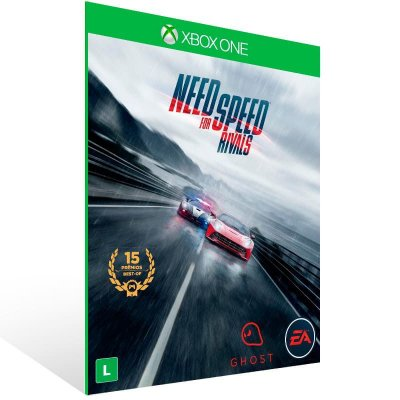Need For Speed Rivals - Xbox One Live Mídia Digital