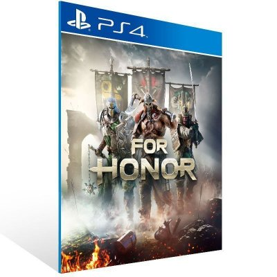 For Honor - Ps4 Psn Mídia Digital