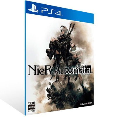 Nier: Automata Day One Edition - Ps4 Psn Mídia Digital