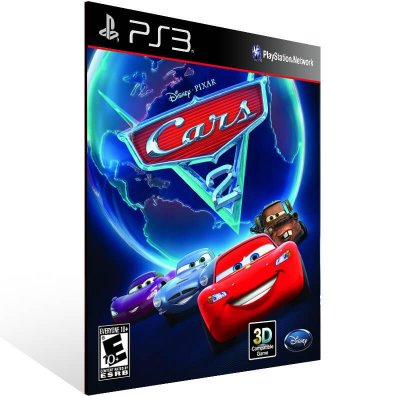 Cars 2 The Video Game - Ps3 Psn Mídia Digital