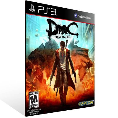 Dmc Devil May Cry - Ps3 Psn Mídia Digital