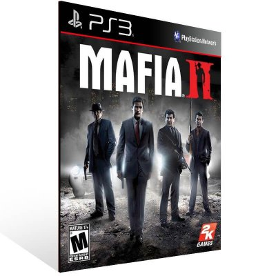 Mafia 2 - Ps3 Psn Midia Digital
