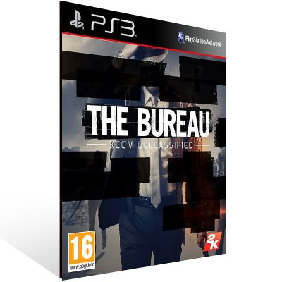 The Bureau Xcom Declassified - Ps3 Psn Mídia Digital