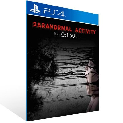 Paranormal Activity The Lost Soul - Ps4 Psn Mídia Digital