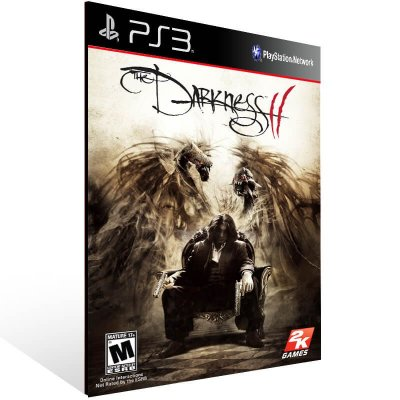 The Darkness 2 - Ps3 Psn Mídia Digital