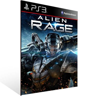 Alien Rage - Ps3 Psn Mídia Digital