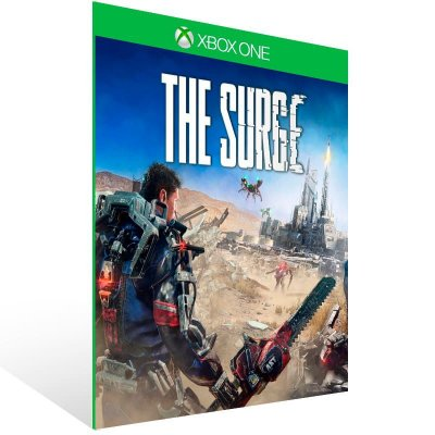 The Surge - Xbox One Live Mídia Digital