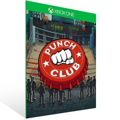 Punch Club - Xbox One Live Mídia Digital