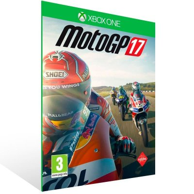 Motogp 17 - Xbox One Live Mídia Digital