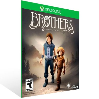 Brothers A Tale Of Two Sons - Xbox One Live Mídia Digital
