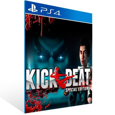 Kickbeat Special Edition - Ps4 Psn Mídia Digital