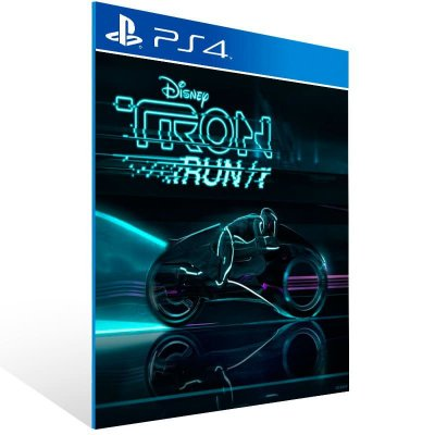 Tron Run R - Ps4 Psn Mídia Digital