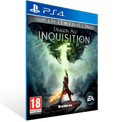 Dragon Age Inquisition - Ps4 Psn Mídia Digital