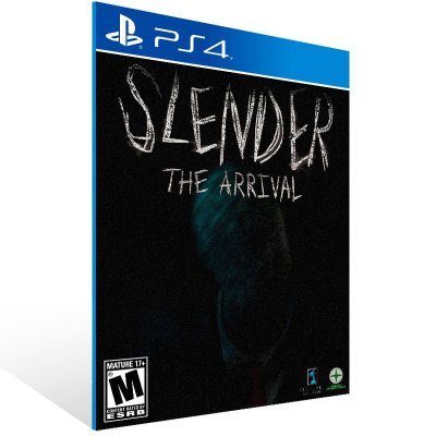 Slender The Arrival - Ps4 Psn Mídia Digital