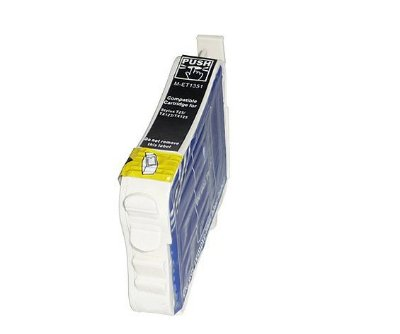 Cartucho Epson 135 T135120 Preto Compativel 15ml T25 TX125 TX135
