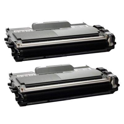 Kit com 2 Toner Brother TN-410 Compativel TN410 TN420 HL2130 HL2240 DCP7065 MFC7065
