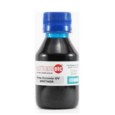 Tinta Formulabs Brother Corante Premium IJD1861 Ciano 100ml