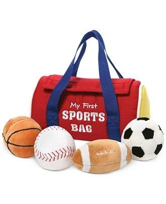 My first sports bag - GUND