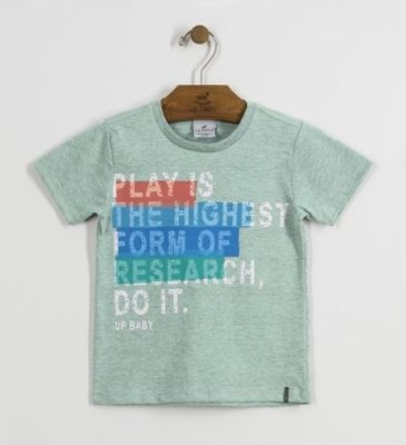 Camiseta | Up Baby - Research V