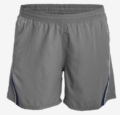 Shorts Tactel Cinza