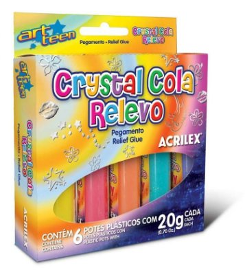 Crystal Cola Relevo - Jelly