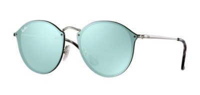 Ray Ban Blaze Round RB3574N 003/30