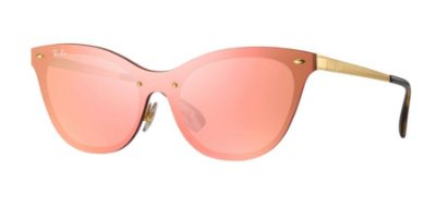 Ray Ban Blaze Cat Eye RB3580N 043/E4