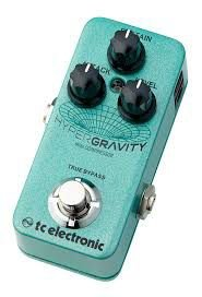 Pedal Tc Electronic Hypergravity Mini Compressor
