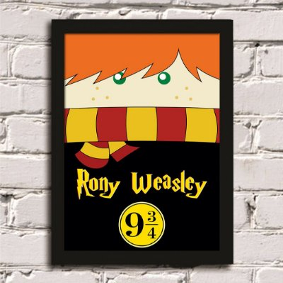 Poster Harry Potter Rony Weasley