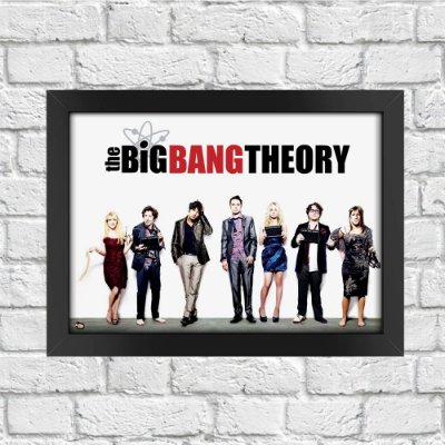 Poster The Big Bang Theory (Mod.5)