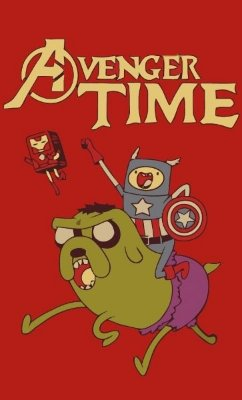 Camiseta Avenger Time